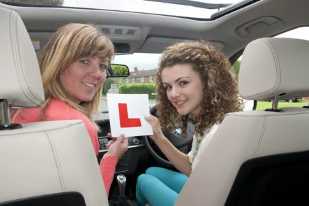 Driving lessons in Wiltshire with a female instructor